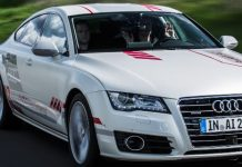 Audi présente ses solutions d'avenir pour la conduite autonome
