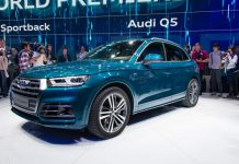 Mondial de Paris 2016 : l'Audi Q5 dévoile sa seconde génération