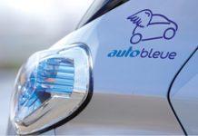 Le réseau Auto Bleue