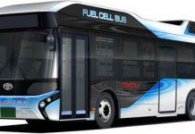 Des bus à hydrogène Toyota dès 2017