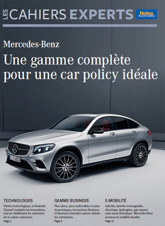 Cahier Experts Mercedes Benz