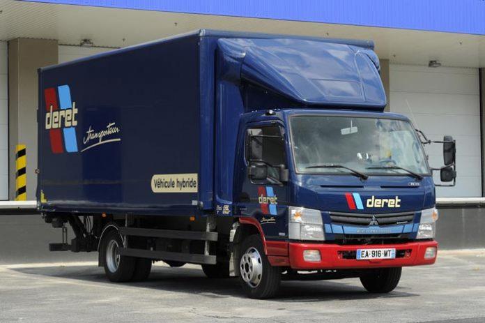 Deret renforce sa flotte propre avec le GNV et l'hybride