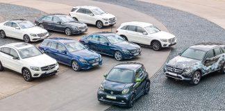 Cahiers Experts Mercedes-Benz - La gamme passe au vert