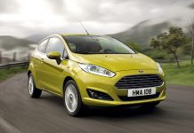 Ford Fiesta Affaires : toujours en forme