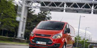 Ford Transit Euro 6 remis au goût du jour
