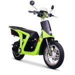 GenZE 2.0, un scooter électrique pour un usage professionnel