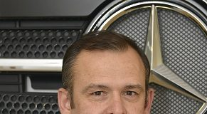 Hubert Cresson chez Mercedes-Benz Trucks France