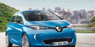 ZOE s'offre 400 km d'autonomie