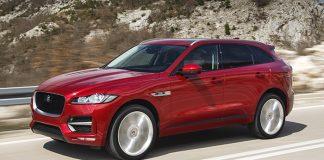 Jaguar F-Pace : sauvage