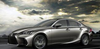 Lexus IS : double jeu