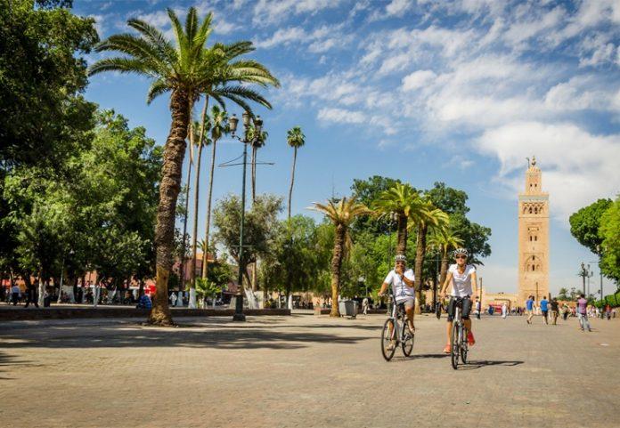 Des vélos en libre-service à Marrakech pour la COP22