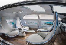 Véhicule autonome : le bureau de l'avenir ?