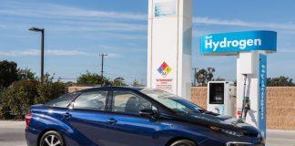Une station à hydrogène à Senlis