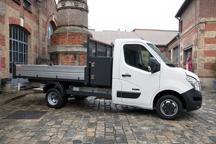 Renault Master / Opel Movano / Nissan NV400 : une gamme ultra complète