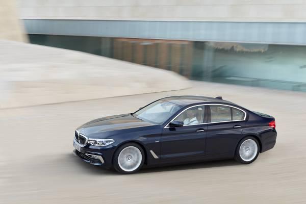 Nouvelle BMW Série 5 : voici les tarifs