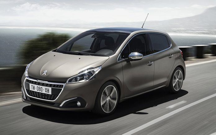 Peugeot 208 Affaire : efficace