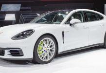 Porsche pousse l'hybride  plus loin