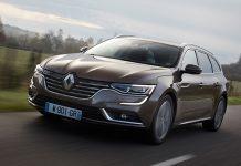 Renault Talisman Estate : élégante formule