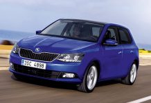 Skoda Fabia Business : grande contenance