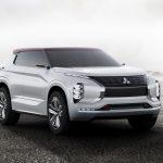 Mondial de Paris 2016 : « Massive Attack » du Mitsubishi GT-PHEV Concept