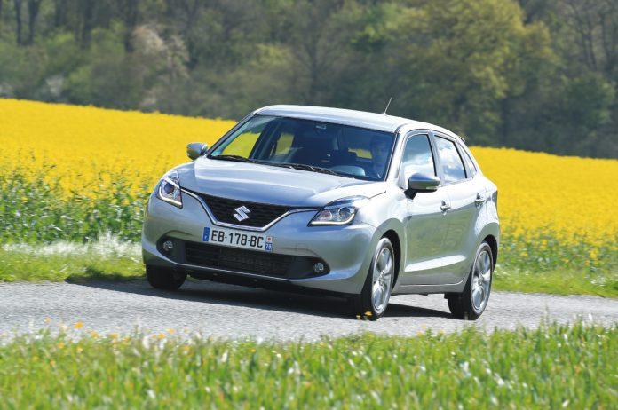 Essai flash >> Suzuki Baleno Hybrid : l'hybride  version allégée