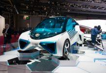 Mondial de Paris 2016 : Toyota FCV Plus ou le bon usage de l'hydrogène