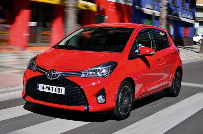Toyota Yaris Affaires : enfin l'hybride !