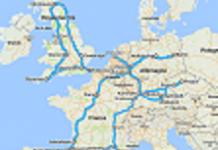 Le véhicule autonome de Valeo sur les routes d'Europe