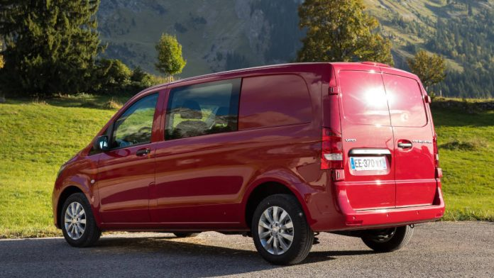 Un nouveau diesel d'accès pour le Vito traction