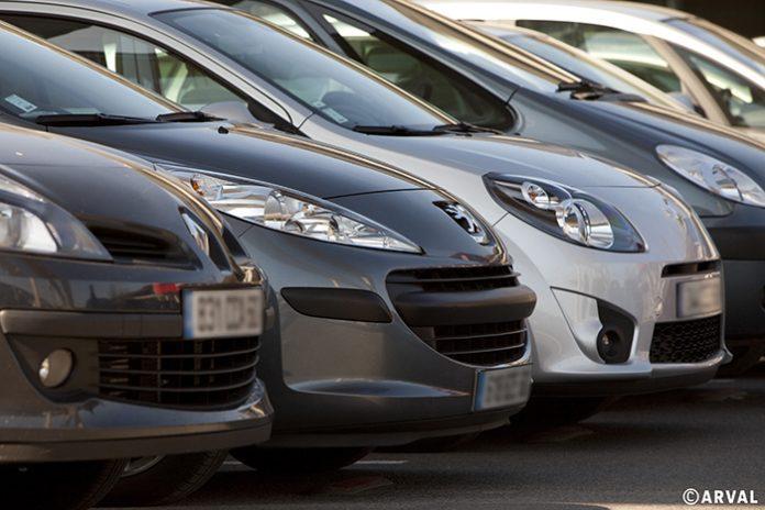 marché véhicule d'entreprise