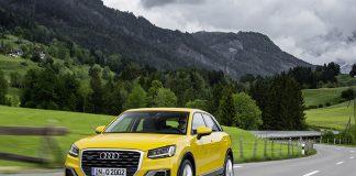 Audi Q2 : pratiques urbaines