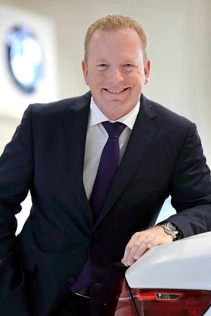 Jean-Philippe Parain chez BMW