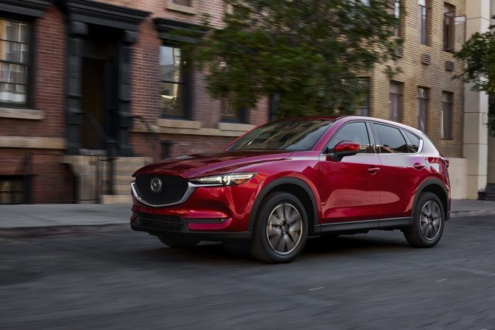 Mazda CX5 : beauté statutaire