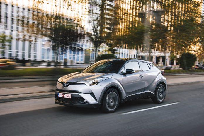 Nouveau C-HR : Toyota vise 85 % d'hybrides