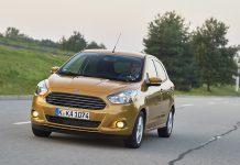 Ford lance sa nouvelle citadine Ka+ à bas coûts