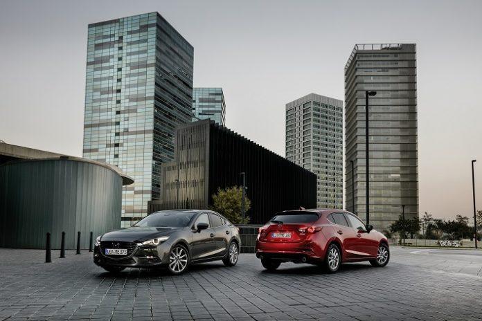 La gamme Mazda3 va évoluer en 2017