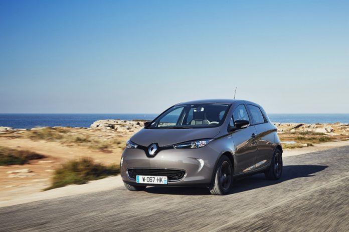 La Renault Zoé double son autonomie