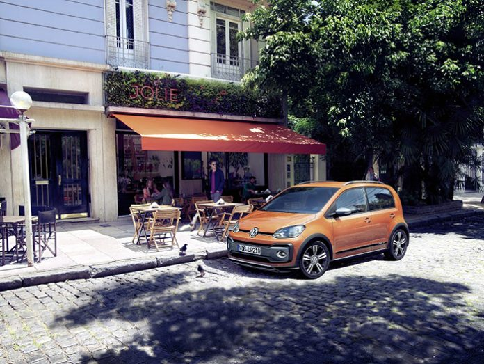 Les Volkswagen Cross-Up! et e-Up! se remaquillent