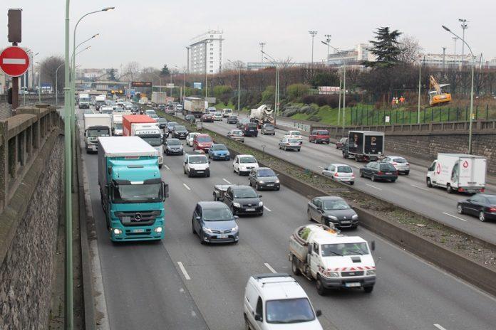 Marseille, ville la plus embouteillée de France
