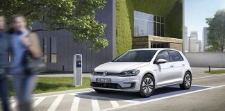 Volkswagen e-Golf : des électrons en plus