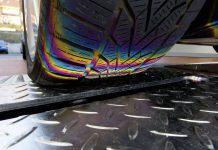 Le contrôle d'usure des pneus en roulant
