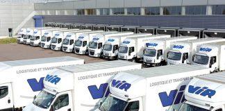 Vir Transport : le bio-méthane  par la grande porte