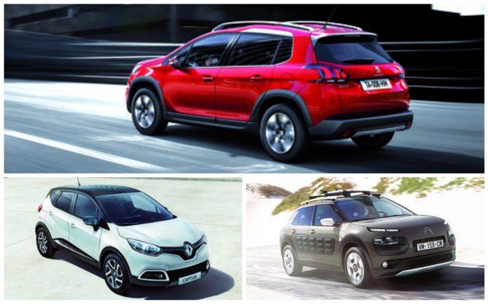 Segment B (SUV et crossovers) : des modèles polyvalents