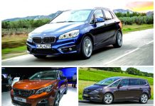 Segment C (SUV, monospaces et crossovers compacts) : en diesel ou rien