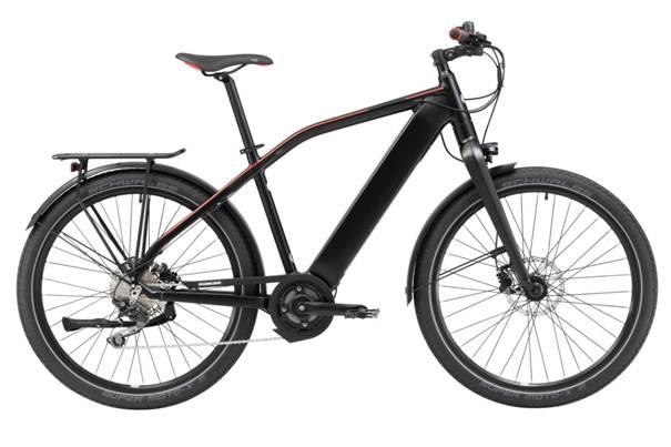 B21 de Gitane : le vélo à électrique intégrée