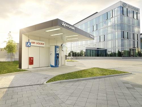 Air Liquide ouvre sa deuxième station hydrogène en Allemagne