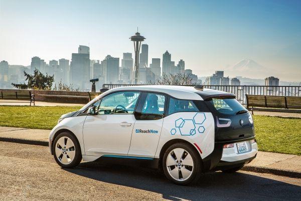 ReachNow de BMW étend ses services d'autopartage