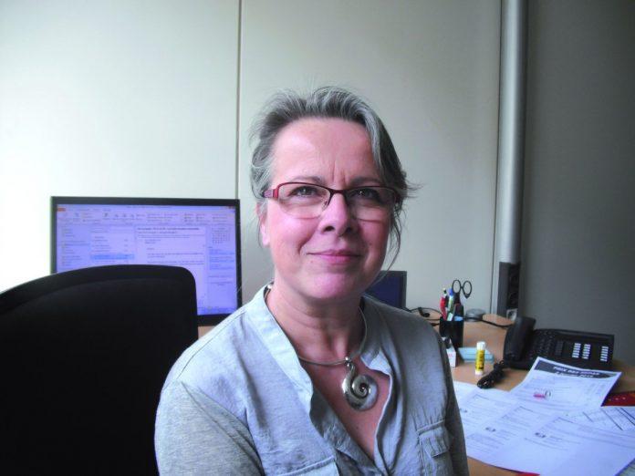 Sylvie Morello, responsable de la Mission d'appui interministérielle pour la gestion du parc automobile de l'État