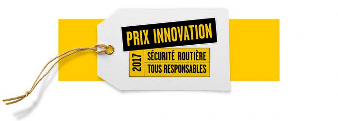 Un prix d'innovation par la Sécurité routière