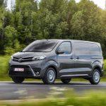 Toyota Proace : copie conforme et approuvée